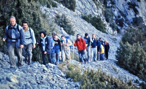 2004 – Subida Tradicional Peña Montañesa
