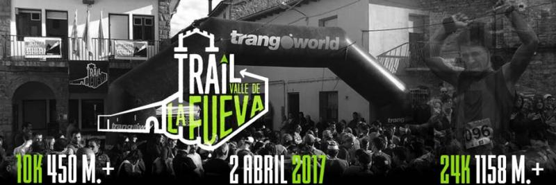 APERTURA INSCRIPCIONES PARA EL II TRAIL VALLE DE LA FUEVA. DOMINGO 2 DE ABRIL 2017