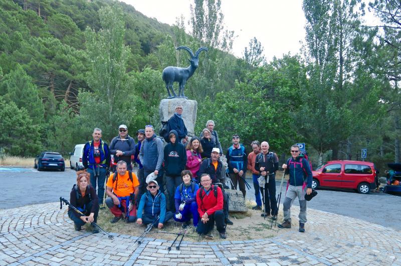 En esta ocasión hemos estado por la Sierra de Gredos. 29 y 30 de junio y 1 y 2 de julio.