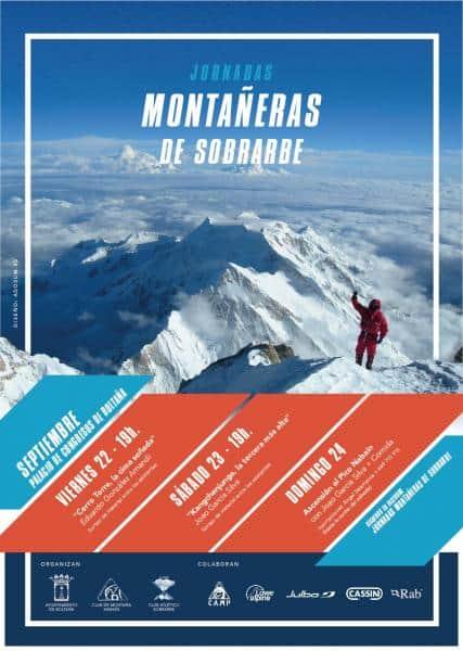Jornadas Montañeras de Sobrarbe, 22, 23 y 24 de septiembre, en Boltaña.
