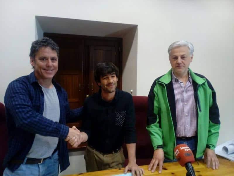 Firmado convenio de mútua colaboración entre el CAS y la estación francesa de esquí de PIAU-ENGALY