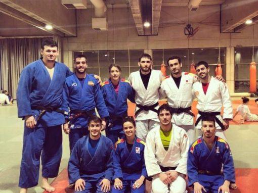 Nuestro judoka internacional, Irinel Chelaru, nos envía noticias sobre sus actividades y resultados.