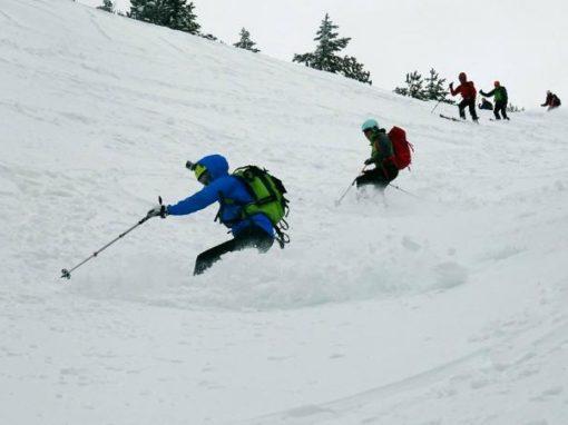 """Realizado el II Encuentro de Esquí de Montaña """"Bal de Chistau"""". 2, 3 y 4 de Marzo"""