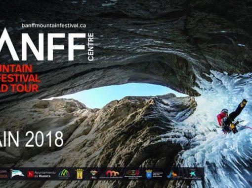 """El """"BANFF"""" de nuevo en Boltaña (Palacio de Congresos). 9 y 10 de Marzo (viernes y sábado)."""