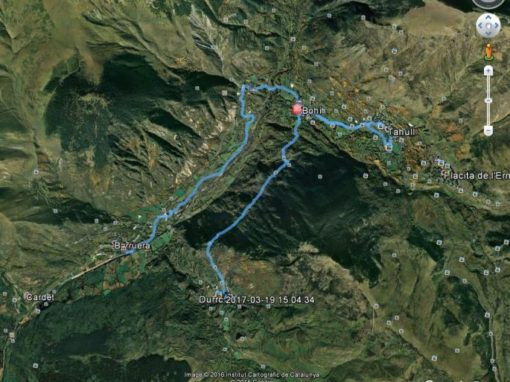 Próxima salida del sábado 24 de Marzo al Tozal y Sierra de Guara en Travesía, y modificación de fecha para la de Boí Taüll: