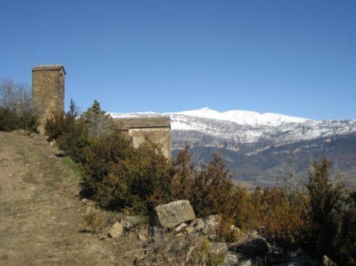 Salida del Chiquicas el próximo sábado 21 a la ermita de San Salvador en Charo (La Fueva)