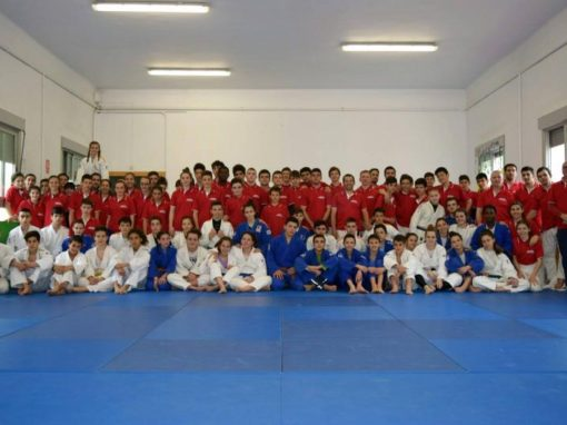 Realizada la concentración de judo en Boltaña organizada por la Escuela de Judo del CAS.
