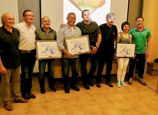 Celebrado, con notable éxito, el IX DÍA del CAS. Sábado 26 de Mayo en Aínsa.