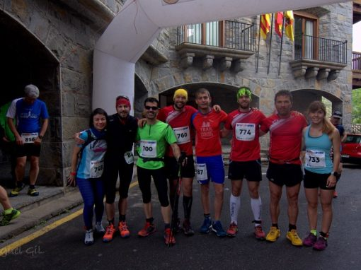 Gran participación y buenos resultados de los corredores del CAS en las últimas pruebas celebradas.