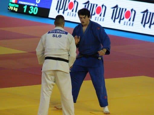Irinel continúa mejorando en el ranking mundial de judo.