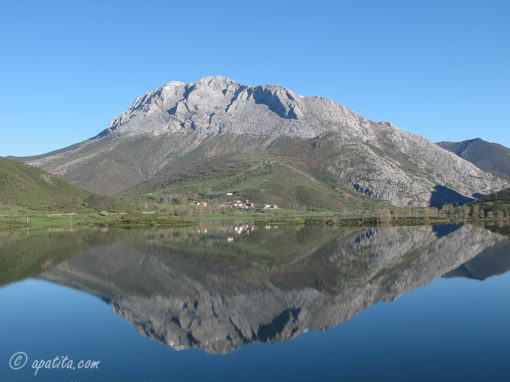 Muy cercana ya nuestra salida a la Montaña Palentina. 5, 6, 7 y 8 de Julio