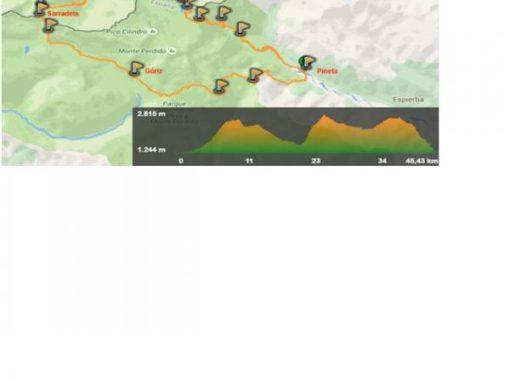 Monte Perdido Extrem. 20, 21 y 22 de Julio