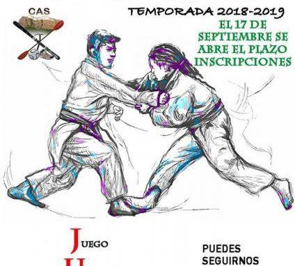 La Escuela de Judo del CAS comienza el nuevo curso 2018/19