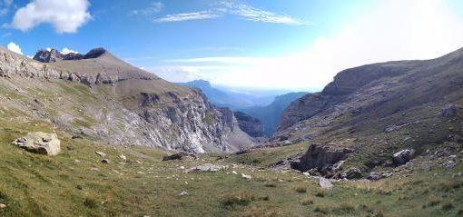 Rutas de las Jornadas Montañeras de Sobrarbe. 29 y 30 de septiembre.