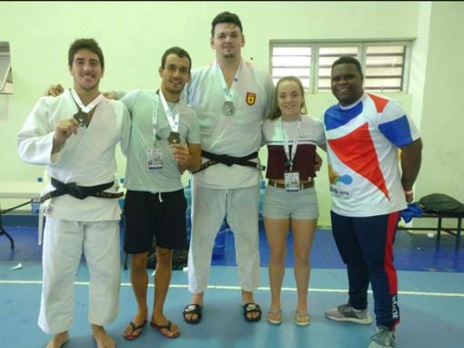 Irinel Chelaru sigue mejorando posiciones en el Ránking mundial de Judo.