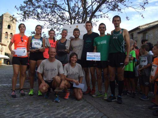 Alberto Puyuelo gana por segunda vez la Corrida Cuchara, mejorando crono anterior. 14 de Septiembre, viernes, en Aínsa.