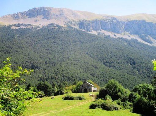 Salida sendero/montañera del próximo domingo día 7 con el C.E.R. de Graus. Travesía Barbaruens a Plan
