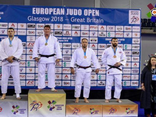 Irinel Chelaru, Medalla de Plata en Glasgow (Escocia). 5 y 6 de Octubre 2018