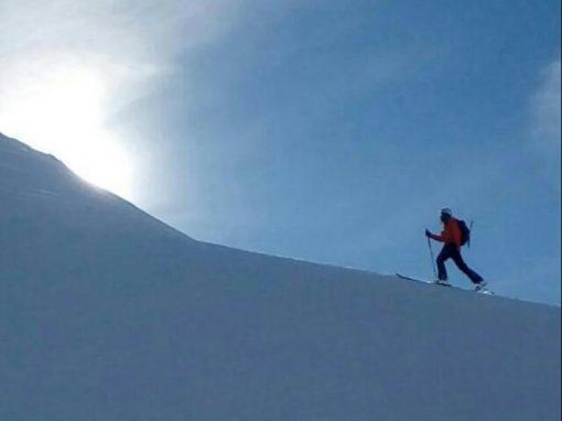 Próximo curso de iniciación al Esquí de Montaña. 14, 15 y 16 diciembre 2018 y 12 y 13 de enero 2019