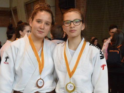 Buen inicio de temporada de la Escuela de Judo del CAS. Domingo 18 de Noviembre