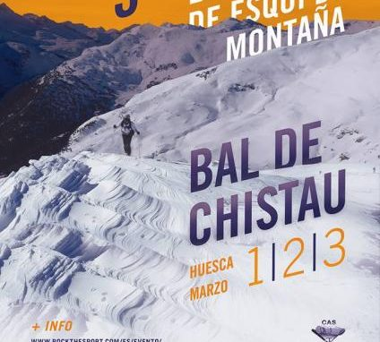 3º Encuentro de Esquí de Montaña Bal de Chistau. 1, 2 y 3 de Marzo