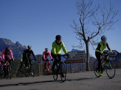 Renovamos la sección de Ciclismo del CAS
