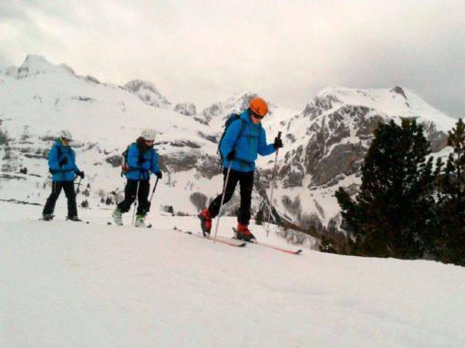 Pruebas de acceso al grupo de tecnificación de Esquí de Montaña 2019-2020