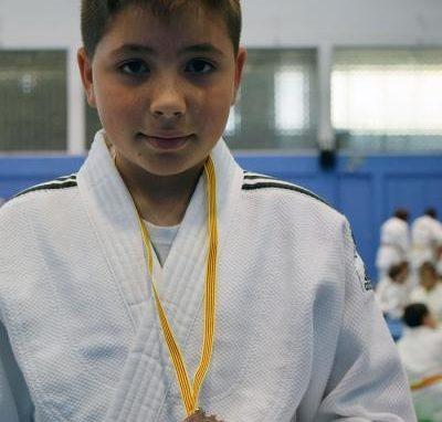 Jornada exitosa de la Escuela de Judo del CAS en Binefar. Domingo 10 de Marzo