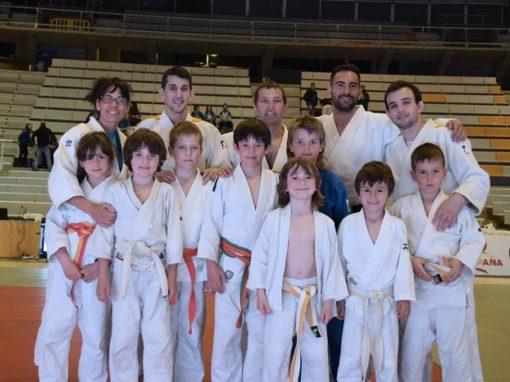 Maratoniano Fín de Semana de la Escuela de Judo del CAS. Sábado y Domingo, 16 y 17 de Marzo.