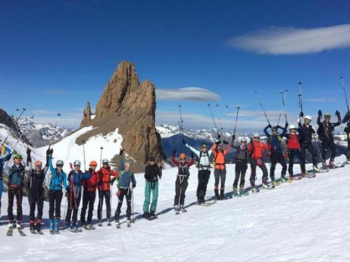 Realizado con rotundo éxito el III Encuentro de Esquí de Montaña Bal de Chistau. 1, 2 y 3 de Marzo
