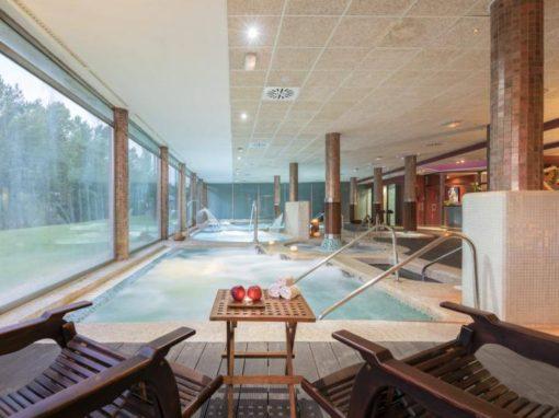 Acuerdo  del CAS con el Hotel Monasterio de Boltaña de para uso Gimnasio y Spa.