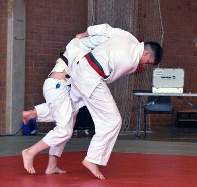 Este pasado fin de semana la Escuela de Judo del CAS estuvo compitiendo en Monzalbarba. 2ª Fase Cº Aragón. 6 y 7 de Abril