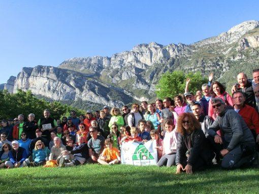 """Un año más cumplimos con esta """"fiesta montañera"""" de la Peña Montañesa del 2º sábado de Mayo de cada año, día 11"""