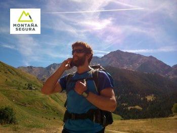 Campañas Montaña Segura: Sistemas de comunicación en montaña