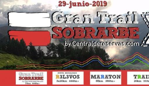 La fiesta del X Gran Trail Sobrarbe by Centraldereservas.com resiste a la ola de calor