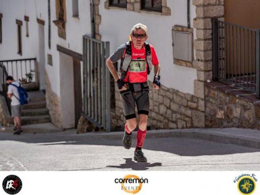 El C.A.S. en la carrera de Valdelinares, el pueblo más alto de España