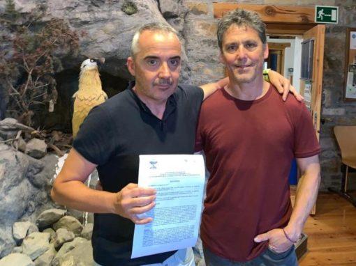 Acuerdo de colaboración entre F.C.Q. y Club Atlético Sobrarbe (C.A.S.)