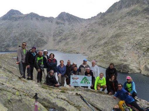 Ibón de Cregüeña (2.630 m)