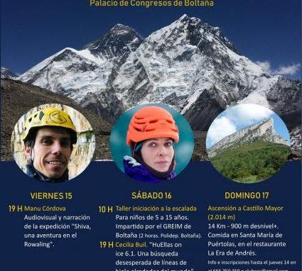 III Jornadas Montañeras de Sobrarbe. 15, 16 y 17 de noviembre en Boltaña
