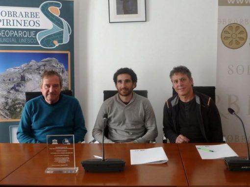 Convenio con el Geoparque Sobrarbe Pirineos
