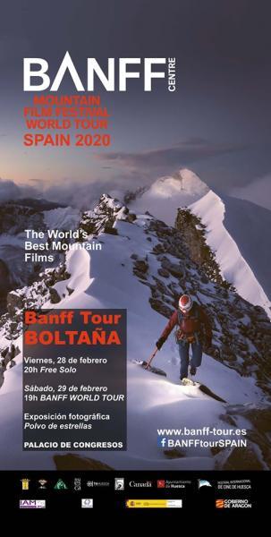 """El """"Banff"""" de nuevo en Sobrarbe. 28 y 29 de febrero de 2020."""
