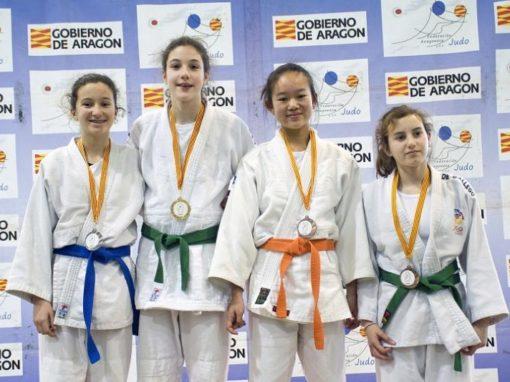 Campeonato de Aragón Infantil de judo