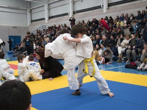 """La Escuela de Judo del CAS compitió en el """"III Torneo de Judo Tardienta"""" con muy buenos resultados. Domingo 2 de Febrero"""