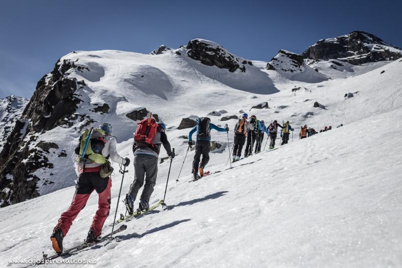 Abiertas inscripciones para el Curso de iniciación al esquí de montaña 2020.