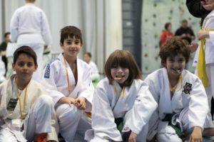 Judo: Campeonato Provincial Benjamin y Alevín de Huesca