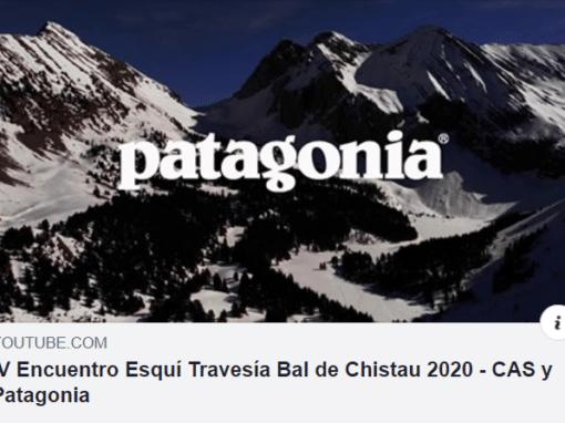 """Video resumen del IV Encuentro de Esquí de Montaña """"Bal de Chistau"""""""