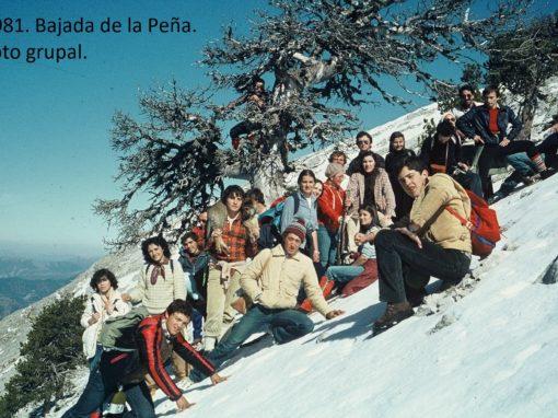 Tradicional Ascensión a la Peña Montañesa del 2º sábado de mayo
