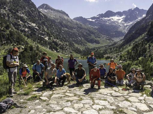 Salida montañera sábado 27 de junio. Ibones o estanys de Besiberri. Valle de Barrabés. Lleida