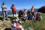 Foto de familia en la cima de Nabañin, JML
