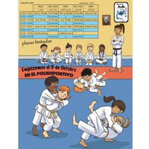 La Escuela de Judo del CAS inicia un nuevo curso